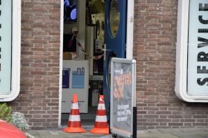 Uithoorn: Elektronica overvallen door drie man