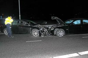 Badhoevedorp: Spookrijder in gestolen wagen veroorzaak aanrijdin